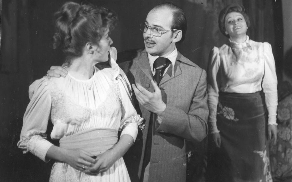 Drama, Baby: Schauspielern ist Höchsmanns große Leidenschaft
