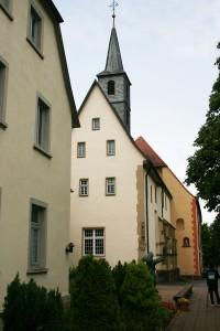 Augustiner-Kloster und Wallfahrtskirche