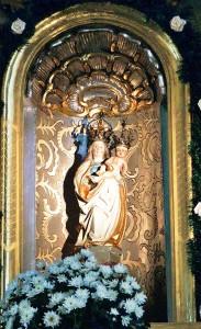 Marienfigur Augustiner-Kloster