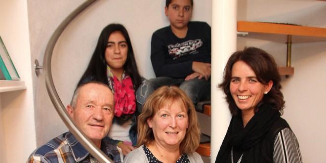 Familie Kärchner - Pflegeeltern