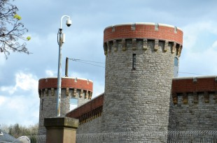 Gefängnis JVA Bruchsal