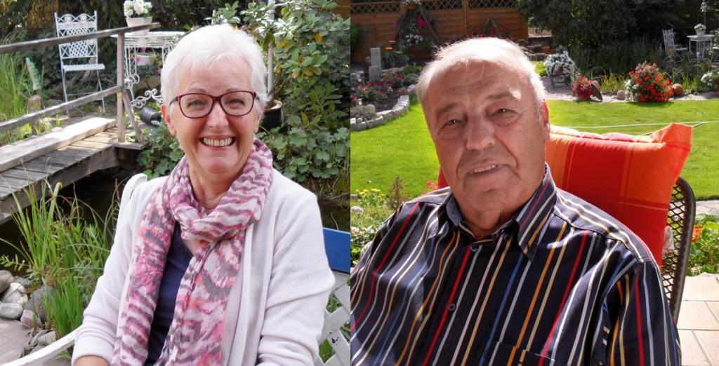 """Engagierte Helfer: Konrad Dörfler und Ute Schlichter unterstützen das Projekt """"Senioren engagieren sich."""""""