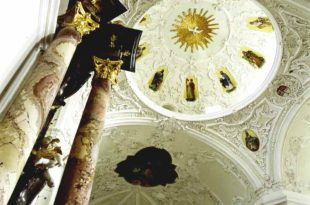peterskirche | Decke