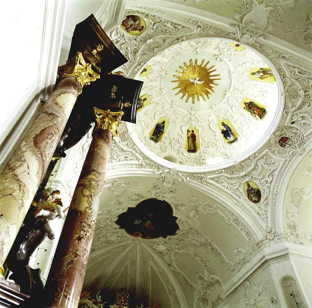peterskirche | Decke