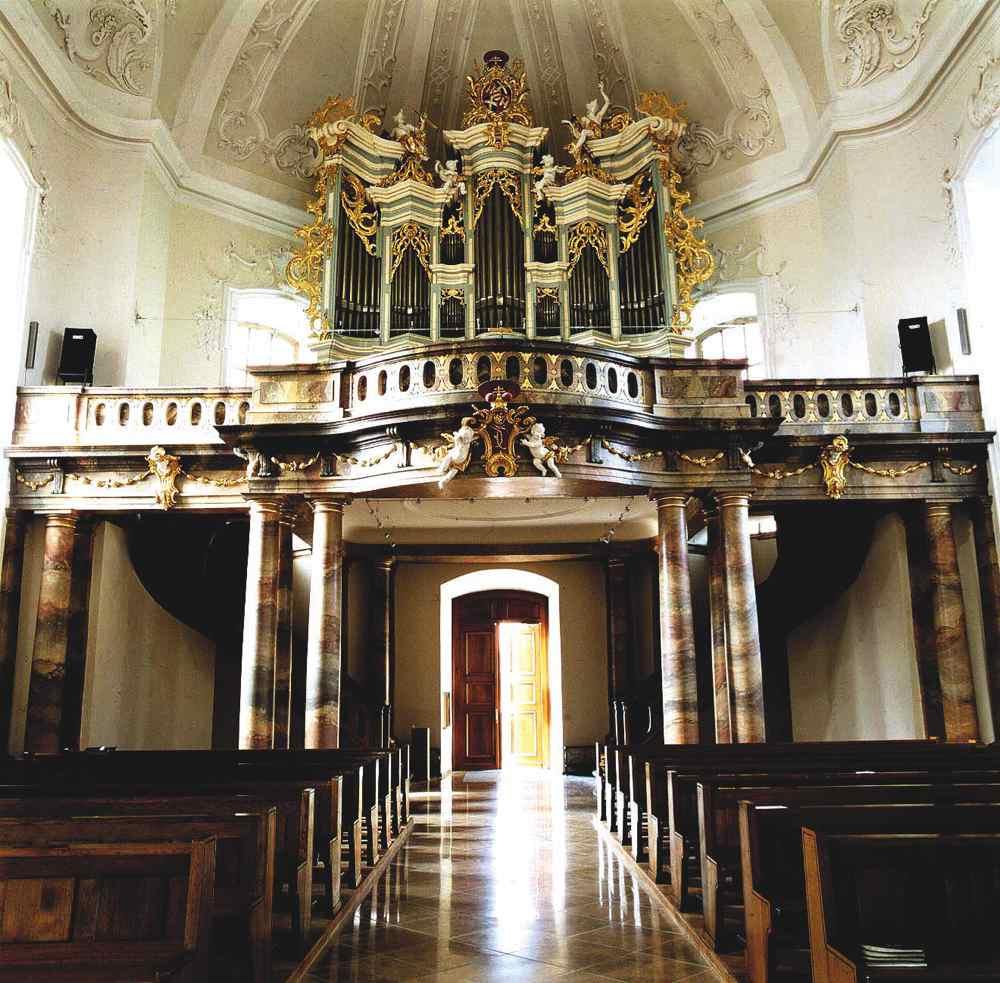 Peterskirche Bruchsal | Orgel