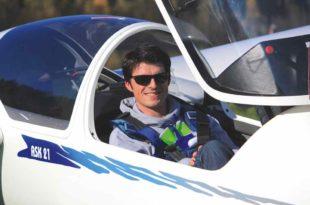 Richard Paul Forst Flugzeug