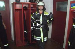 Karlsdorf-Neuthard | Feuerlöschen auf Brasilianisch