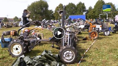 Ubstadt-Weiher | Masters of Mud: Hako-Rennen Weiher