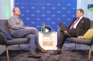 Studio | Gold für E.G.O. – Personaldirektor Markus Blümle im Interview