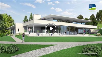 Tiefenbach | Mit Teamgeist und Leidenschaft zum neuen Clubhaus: Richtfest im Heitlinger Golf Resort
