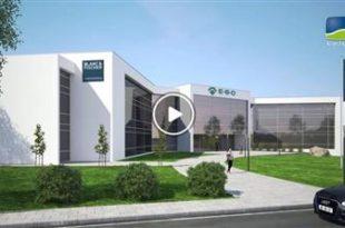 Oberderdingen | Grundsteinlegung der neuen Firmenzentrale – E.G.O. investiert in Gründerstandort