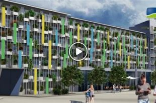 Bruchsal | Jungbrunnen für Bruchsal – Ein 150-Apartments-Haus nur für junge Leute