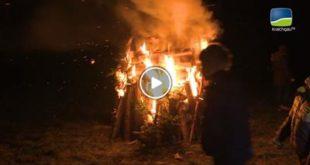 START / 02 - FILMBEITRÄGE / Großvillars | Freudenfeuer: Waldenser feiern 170 Jahre Freiheit