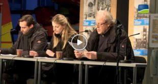 Bruchsal | Es ist unsere Geschichte – Lesung der Badischen Landesbühne im Feuerwehrhaus Bruchsal