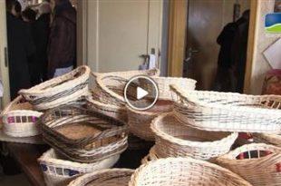 Östringen | Traditionelles Handwerk: Der Korbmacher