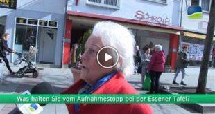 Bruchsal   Umfrage: Vorrang für Deutsche bei der Essener Tafel – was halten Sie davon?