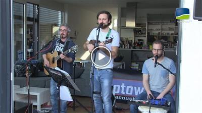 Forst | Wohnzimmerkonzert – Uptown Band hautnah