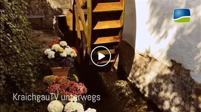 Odenheim | KraichgauTV unterwegs: Die Eventmühle Kraichgau