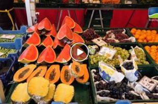 Forst | KraichgauTV Gemüsekiste: Auf dem Wochenmarkt in Forst