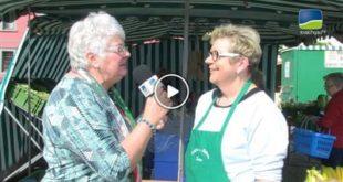 Gondelsheim | KraichgauTV Gemüsekiste: Auf dem Wochenmarkt in Gondelsheim