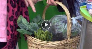 Karlsdorf-Neuthard | KraichgauTV Gemüsekiste: Auf dem Wochenmarkt in Karlsdorf