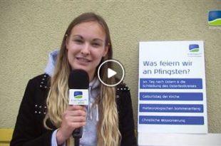 Ubstadt-Weiher | Umfrage: Was wird an Pfingsten gefeiert?