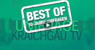 Bruchsal   10 Jahre KraichgauTV – Best of Umfragen