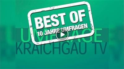 Bruchsal | 10 Jahre KraichgauTV – Best of Umfragen