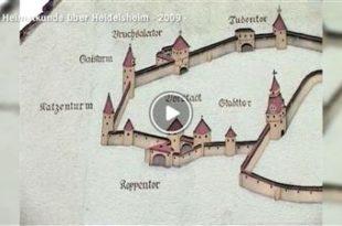 Heidelsheim   Heimatkunde Heidelsheim (2009)