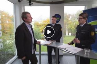 Bruchsal | INTERVIEW :: Regionale Polizeichefs zur Flüchtlingssituation
