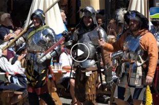 Bretten   Peter-und-Paul-Fest: Mittelalterliches Leben anno 1504