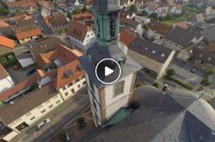 Ubstadt | Der Kraichgau aus der Vogelperspektive – Türme der Region
