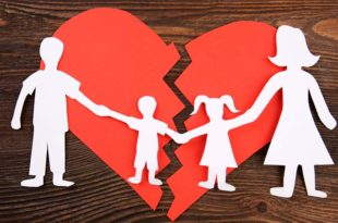 Trennung Scheidung Familie