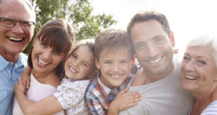 shutterstock_284570273 Familie Generationen