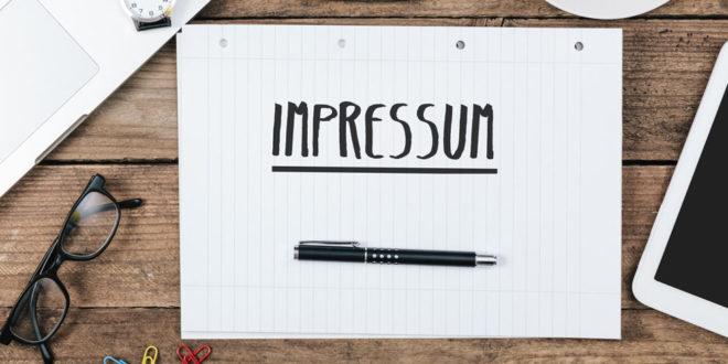 shutterstock_572679853 Impressum Webseite