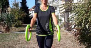Carola Becker, Smovey RInge, Sport