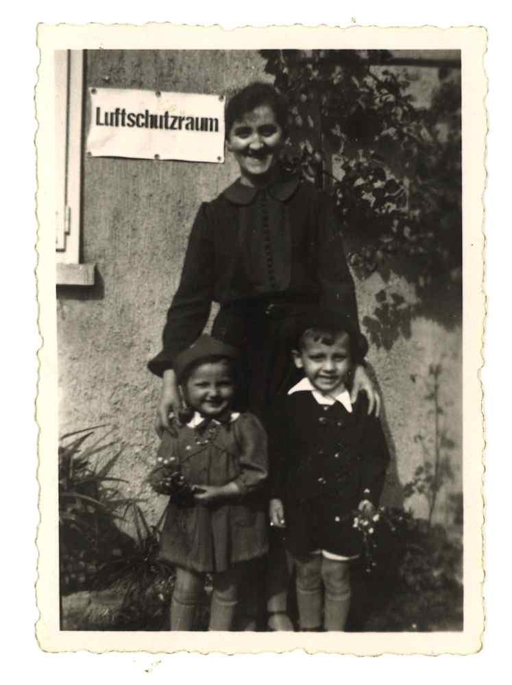 Familie Bachmann | Mutter mit ihren Kindern