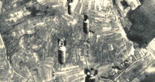 Bombenabwurf | Bruchsal
