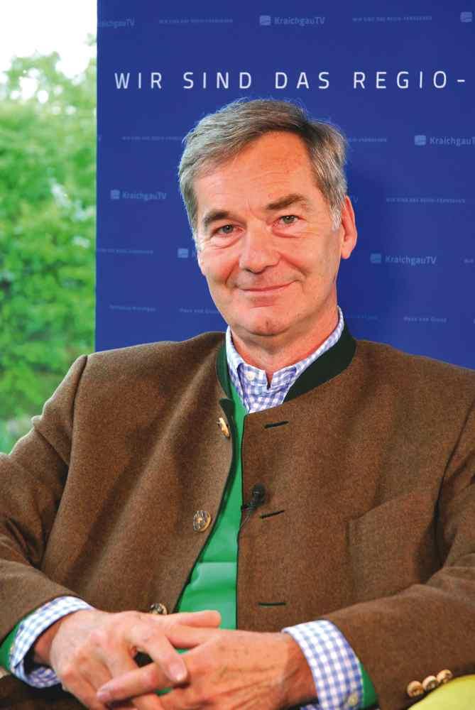 Udo Schäfer | Leiter des |Bruchsal