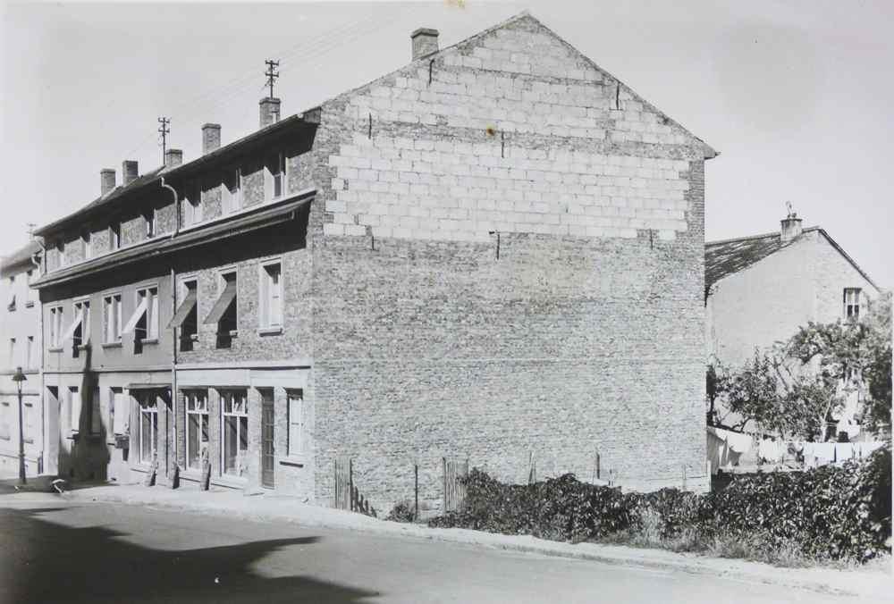 Kasernenstraße in Bruchsal