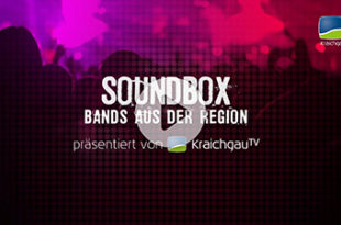 Soundbox - Bands aus der Region