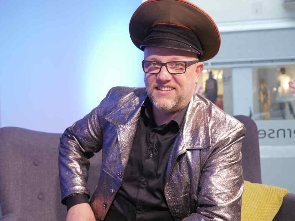Jürgen Scheible | Professor und Künstler