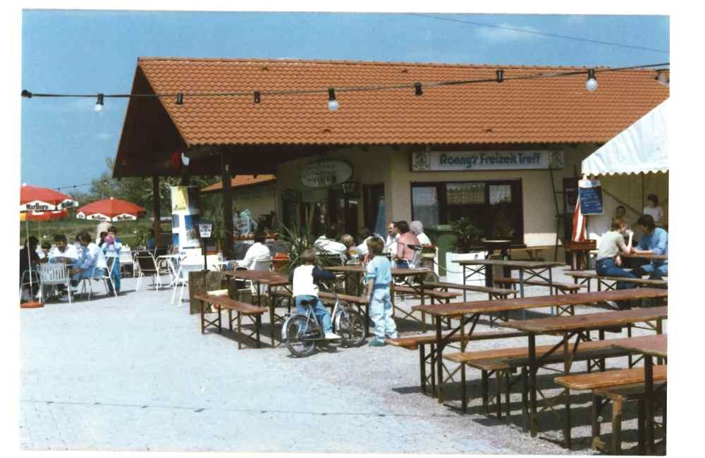 Ronny Nagel, Baggersee Ubstadt