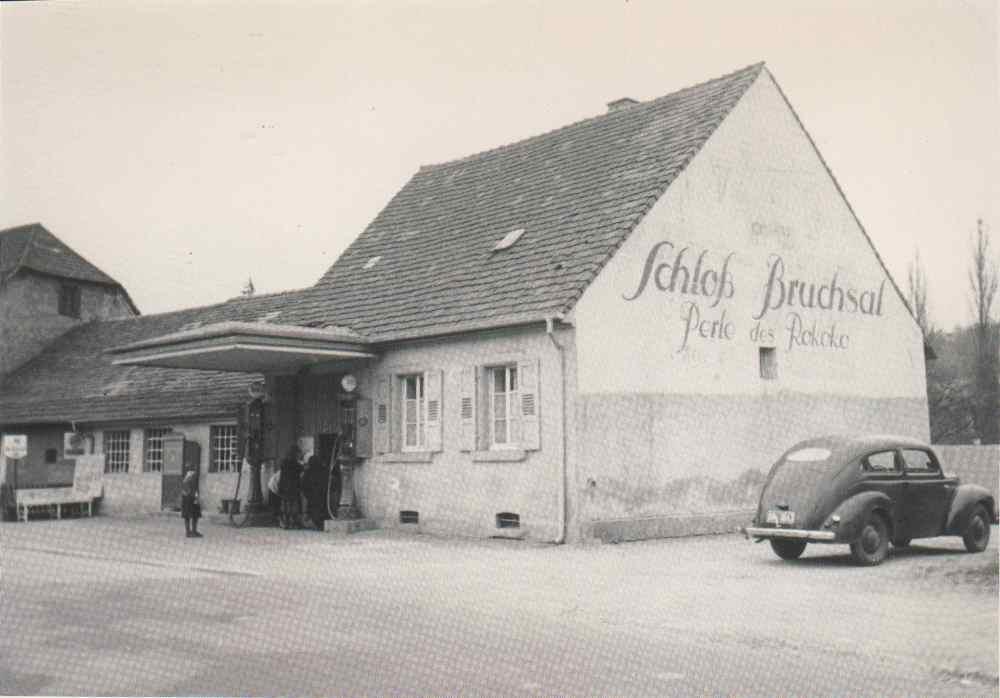 Tankstelle | Württembergerstraße