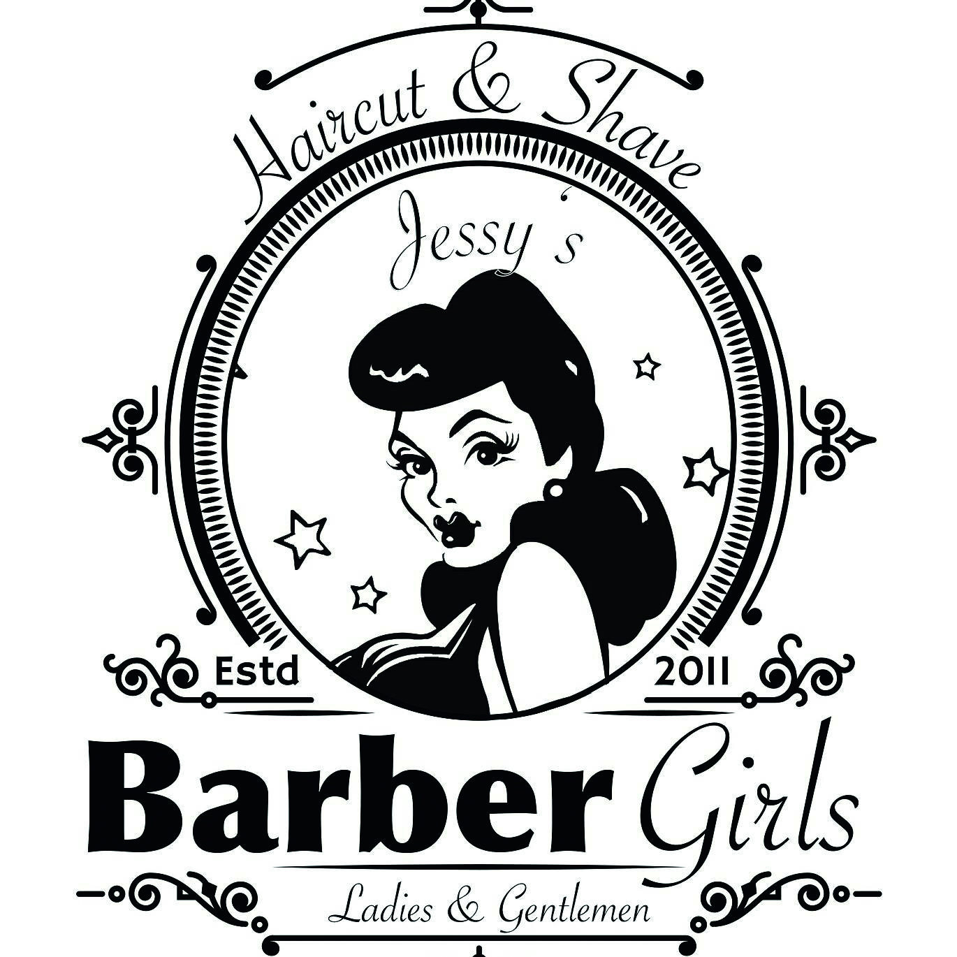 Logo Barber Girls | Waghäusel