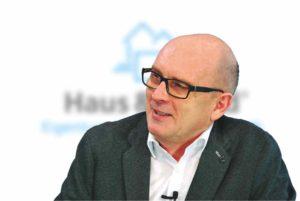 Portrait Harry Mühl Haus & Grund