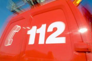 Symbolbild_Feuerwehr112-lizenziert bei Thinkstock-126515820