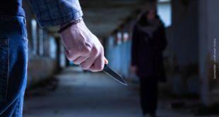 Symbolbild_Überfall-Messer-Gewalt-lizenziert bei Thinkstock-167199861