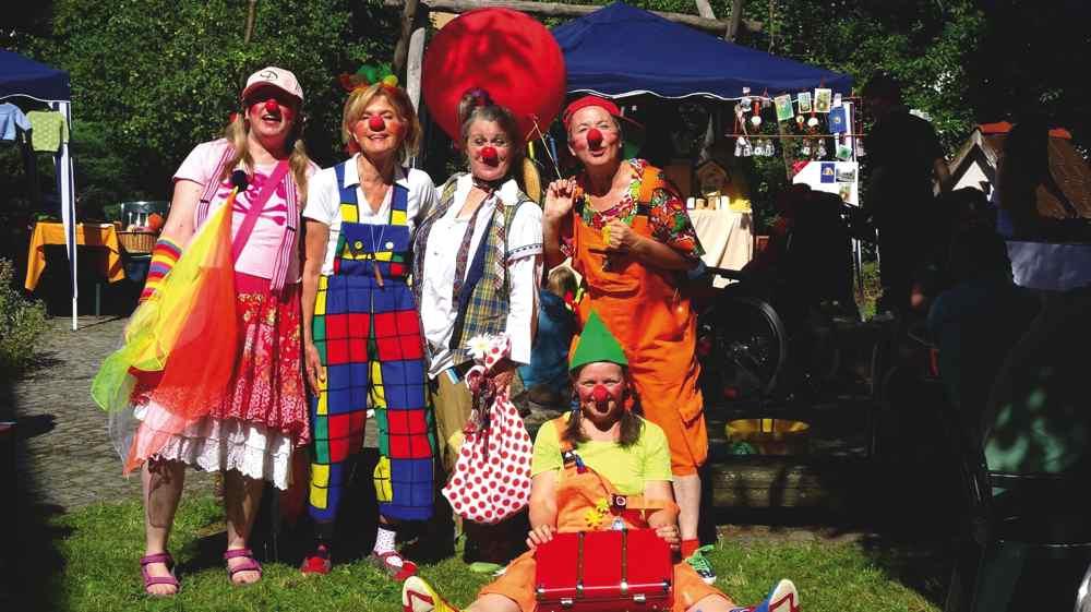 Clown | Birgit Lomnitzer