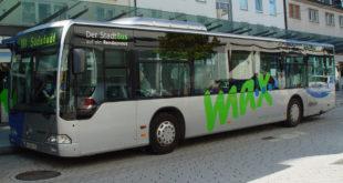Stadtbus Bruchsal Stadtwerke